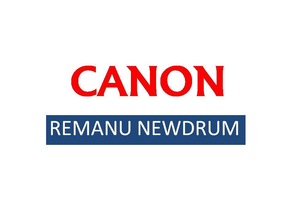 CANON TONER REMENU NEWDRUM