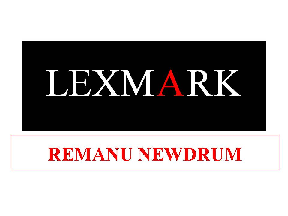 LEXMARX  TONER REMENU NEWDRUM