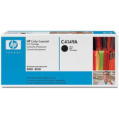 HP color 8000/8550  BLACK C4149A
