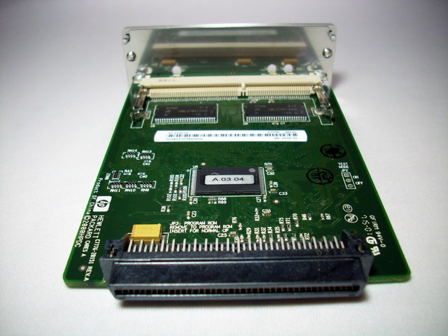 HP-GL2 ACCESSSORY CARD 16MB  designjet 500 seiries