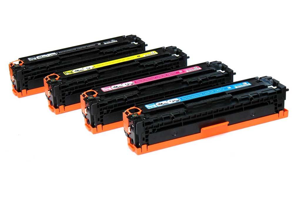หมึกพิมพ์ Hp Color Laser CP1525N