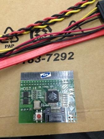 ชุดสาย SATA พร้อม CONNECTOR 500/5100/5500