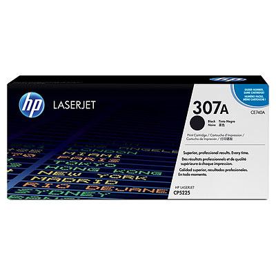 CE740A Black Print Cartridge (7,000 Yield) HP 5225
