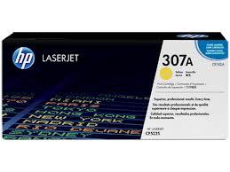 CE721A YELLOW Print Cartridge (73000 Yield) HP 5225