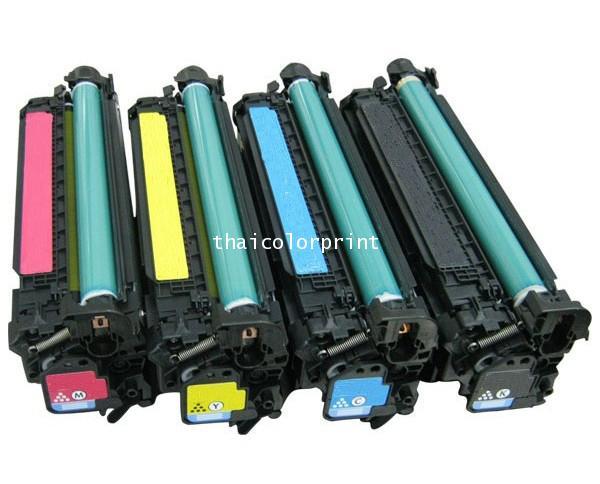 หมึกพิมพ์ Hp Color Laser CP 4025 /4520/ 4525 CE260-3  NO 746A