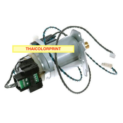 C7769-60063 - Paper Axis Motor Assembly