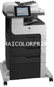 HP LaserJet Enterprise MFP M725dn High-volume A3 Size Mono 40 แผ่น/นาที