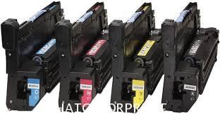 DRUM UNIT M880 เทียบเท่า CF358A  BLACK CF359A  CYAN  CF 364A  YELLOW  CB365A  MAGENTA  USE FOR HP F
