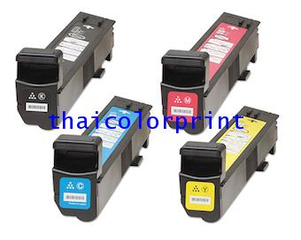 HP TONER เทียบเท่า CF300A  BLACK CF301A  CYAN  CF 302A  YELLOW  CB303A  MAGENTA FOR HP FOR  M880 MFP