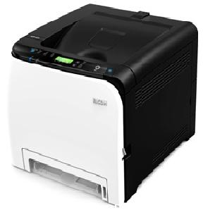 RICOH SP C261DW LASER COLOR  20 แผ่น WIFI  NFC standard