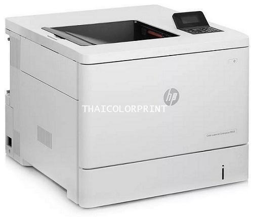HP COLOR LASERJET ENTERPRISE M553DN (B5L25A) HIGH-VOLUME COLOR LASER  เน็ตเวิคร์ พิมพ์ 2 หน้า มือสอง
