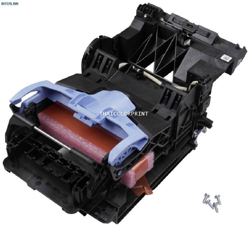 CR357-67092  Description: Carriage assy - WITHOUT PCA or line sensor - DesignJet T920 / T1500 / T250