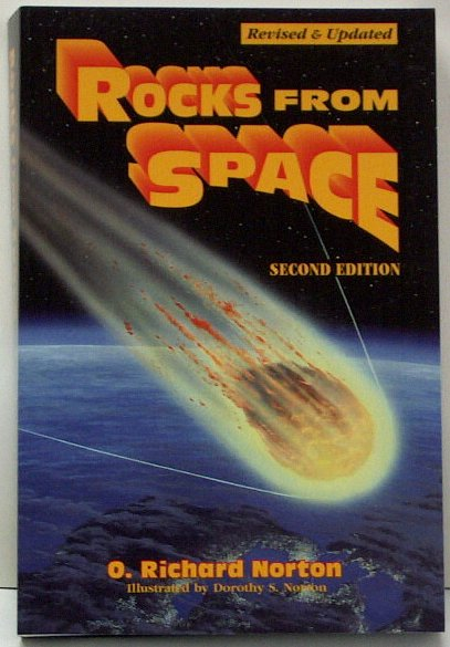 Rocks From Space (New Book)