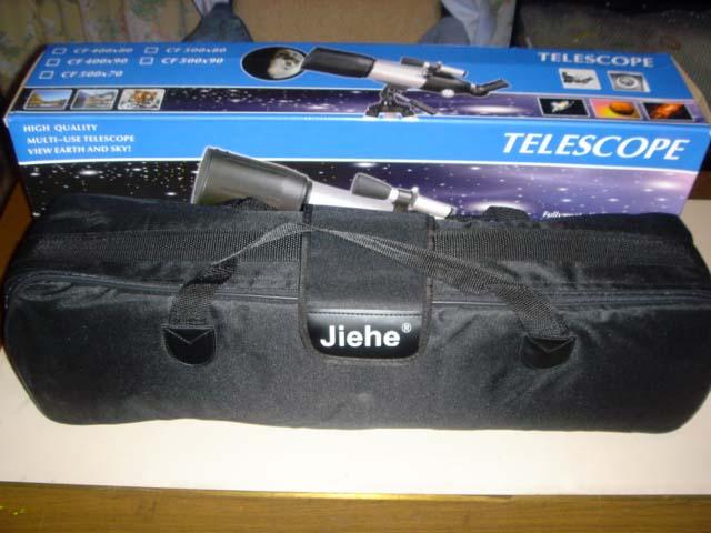 กล้องดูดาว Jiehe F500 x 90 (สินค้ายอดนิยม!) 5
