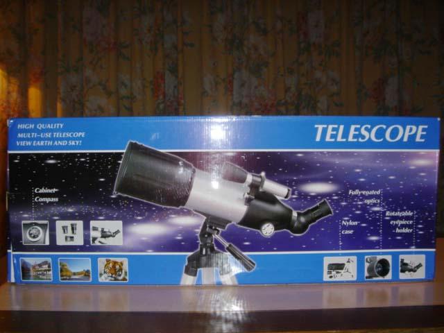 กล้องดูดาว Jiehe F500 x 90 (สินค้ายอดนิยม!) 6