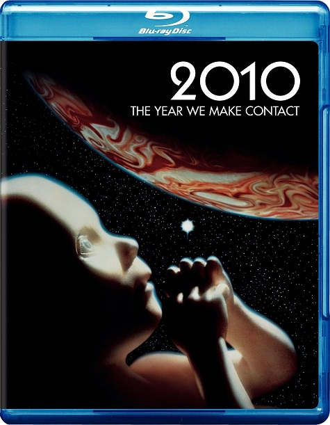 2001: A Space Odyssey / 2010: The Year We Make Contact [2 Blu-ray] สินค้าหมด! 2