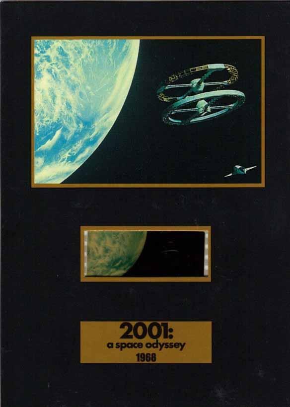 เซลล์ฟิล์มต้นฉบับหนัง 2001: SPACE ODYSSEY มีจำนวนจำกัด!