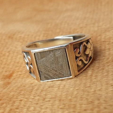 แหวนอุกกาบาต (ขนาด free size)