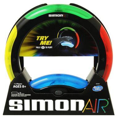 เครื่องเล่นเกมส์ฝึกสมองความจำ Simon Air (age 8+)