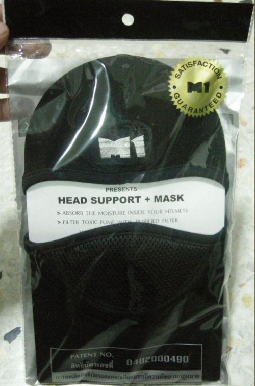 หมวกไอ้โม่ง มีกรองอากาศ M1 ของแท้ เนื้อผ้าอย่างดี