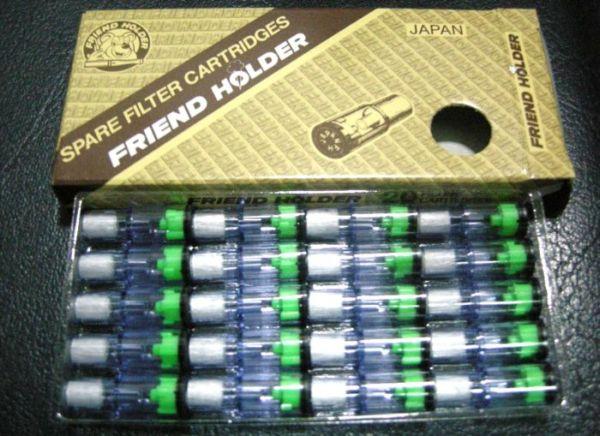 ไส้กรองบุหรี่แบบใช้แล้วทิ้ง สำหรับที่กรองของ Friend Holder ทุกรุ่น 3