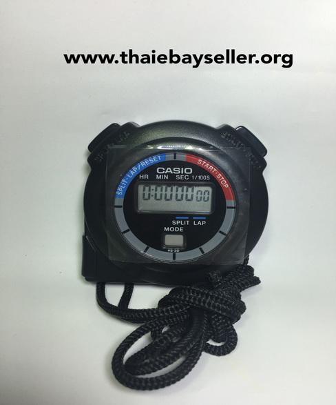 นาฬิกาจับเวลา Casio Stopwatch HS-3 ของแท้ ของใหม่