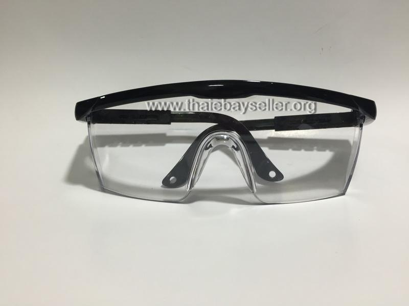 แว่น Safety Goggle 1