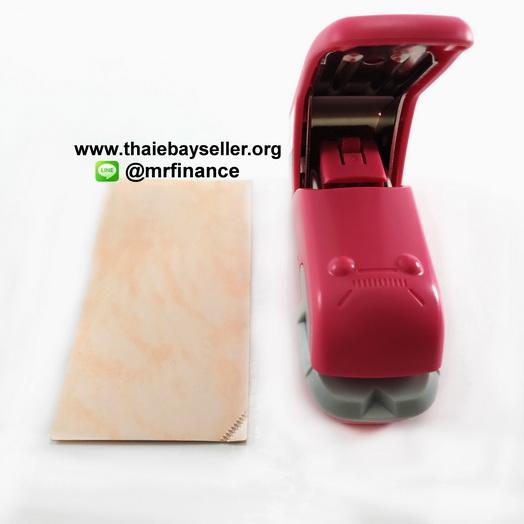 ที่เย็บกระดาษไม่ใช้ลวด KOKUYO Harinace Press SLN-MPH105w เย็บสูงสุด 5 แผ่นต่อครั้ง ของใหม่ ของแท้ 9