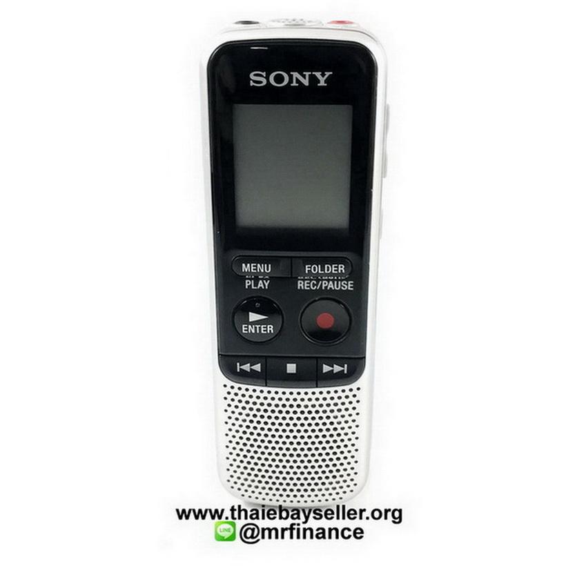 เครื่องบันทึกเสียงโซนี่ Sony ICD-BX140 ของใหม่ ของแท้ 1