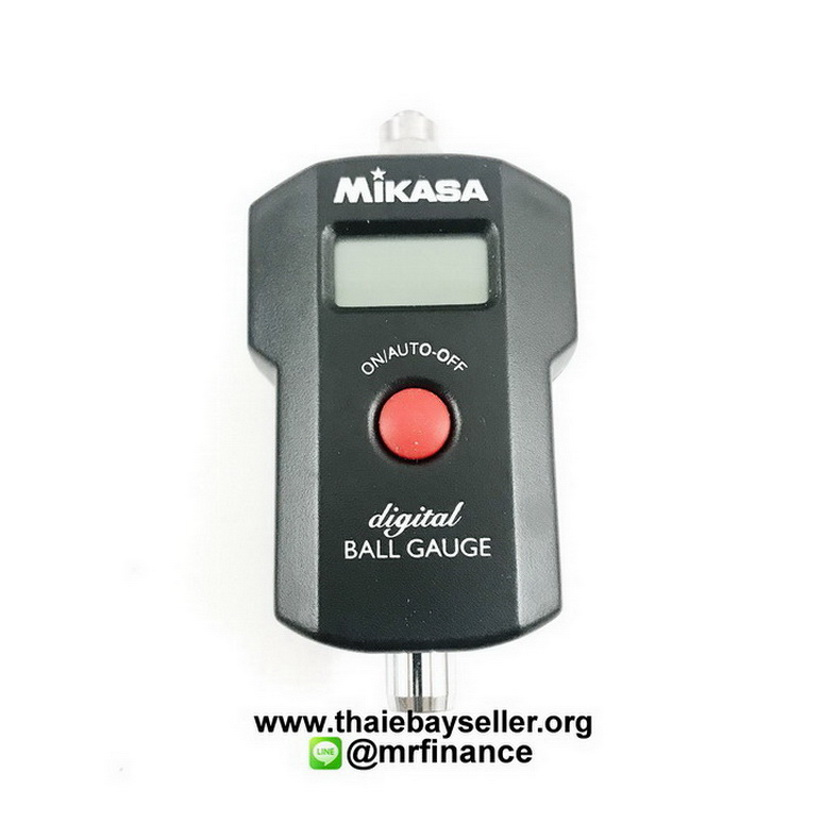 Mikasa เครื่องวัดลมลูกบอลมิกาซ่า AG500 1