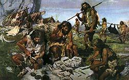 มีดสมัยยุคหิน (Palaeolithic) 3