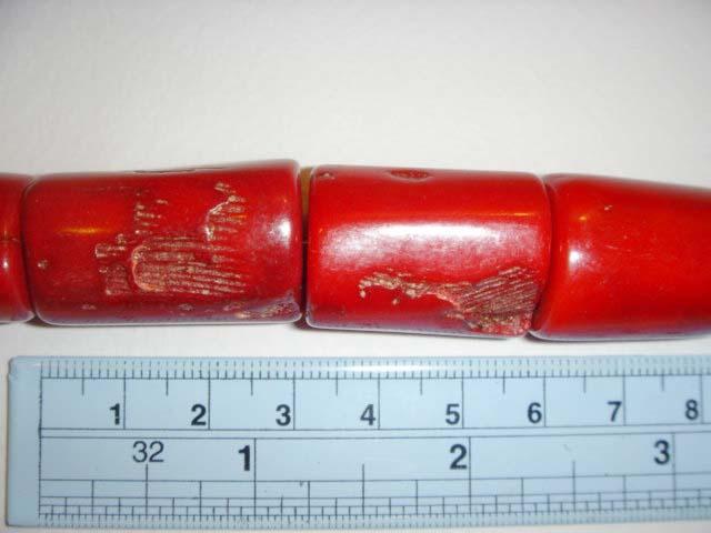 ปะการังแดงย้อมสี (Red Coral) 2