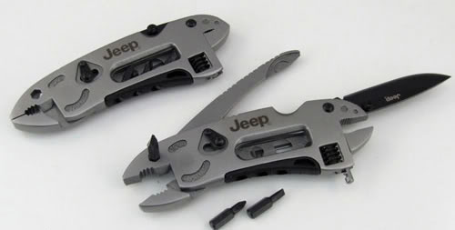 America Jeep knife, Multifunction outdoor survival knife 5
