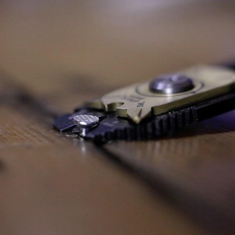 อุปกรณ์พวงกุญแจเครื่องมือท่องเที่ยว อเนกประสงค์ 20 in 1 (ฟรีค่าจัดส่ง) 5
