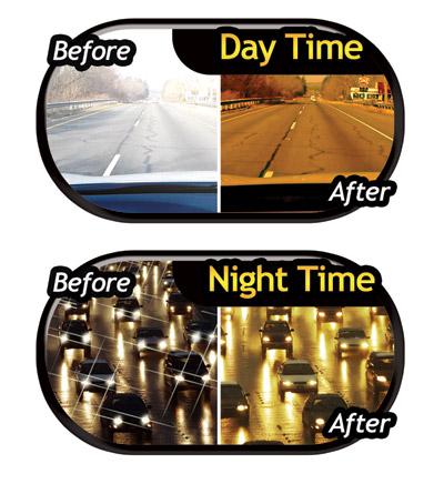 แว่นมองกลางคืน Night Vision Glasses แว่นขับรถกลางคืน 4