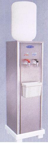ตู้น้ำร้อน-เย็น สแตนเลส แบบถังคว่ำ( Standard)