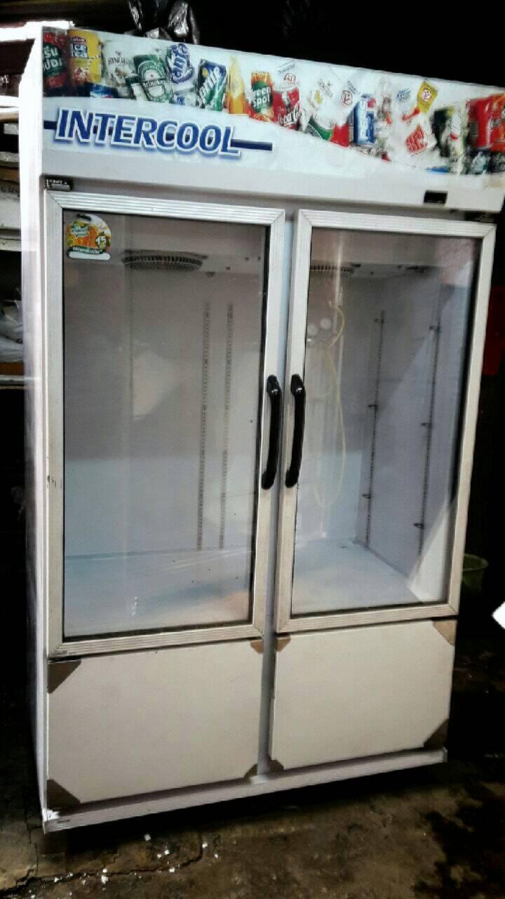 ตู้แช่มินิมาร์ท 2+2 ประตู มือ2