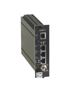 S-60 E, 1-channel H.264 Video Server