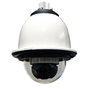 HD11APRH Pressurized PTZ dome with D/N and WDR