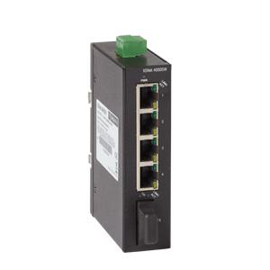 XSNet™ 4000SW 5-port Fast Ethernet switch