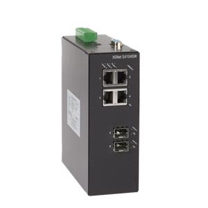 XSNet™ S4104SW 4 +2-Port Gigabit Ethernet switch