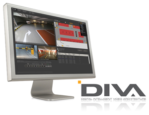 DIVA Single and Multi-server video surveillance platform