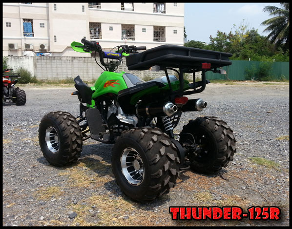 New Upgrade THUNDER-125R 10