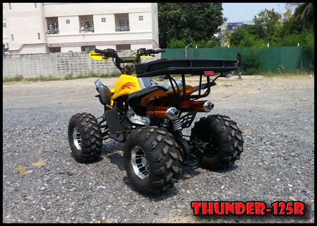 New Upgrade THUNDER-125R 17