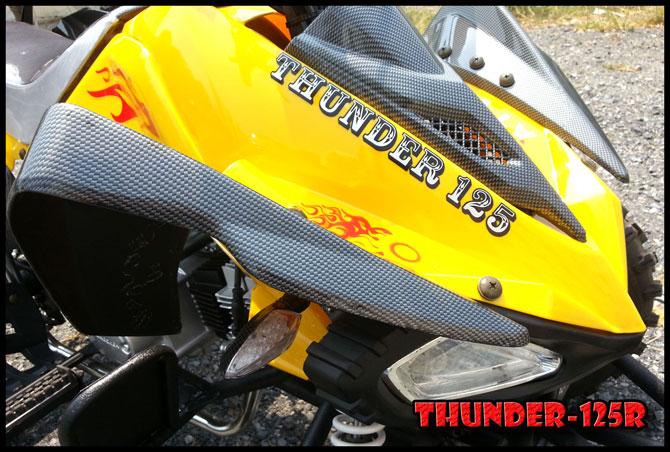 New Upgrade THUNDER-125R 22