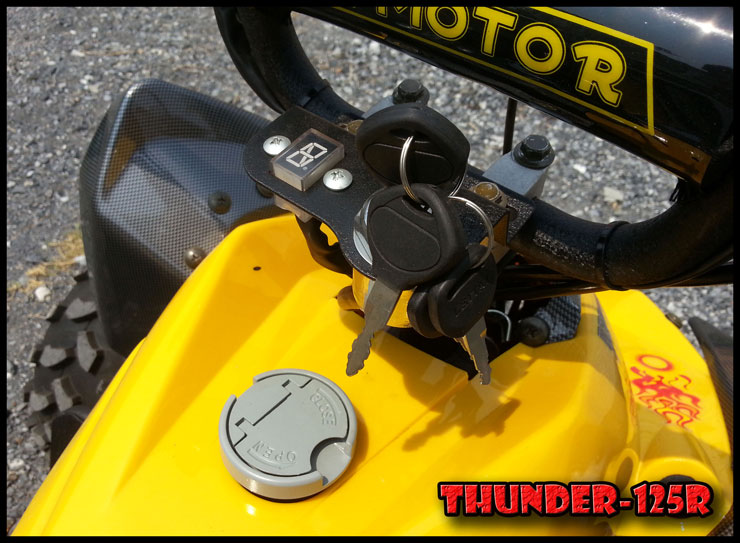 New Upgrade THUNDER-125R 25