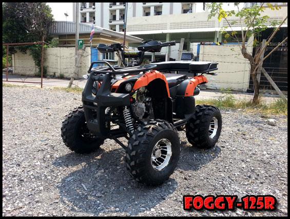 New Upgrade FOGGY-125R