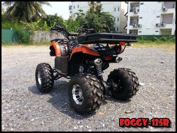New Upgrade FOGGY-125R 4
