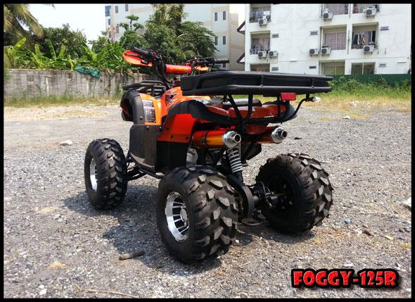 New Upgrade FOGGY-125R 10