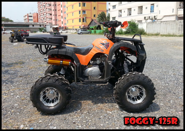 New Upgrade FOGGY-125R 12